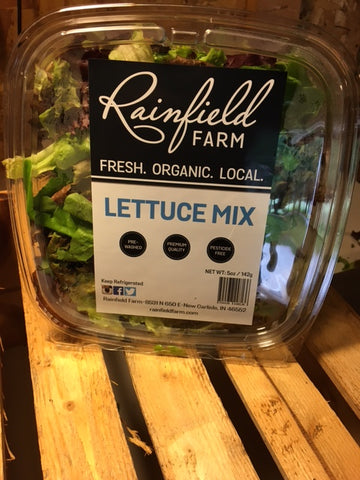 Organic Lettuce Mix - 5 oz
