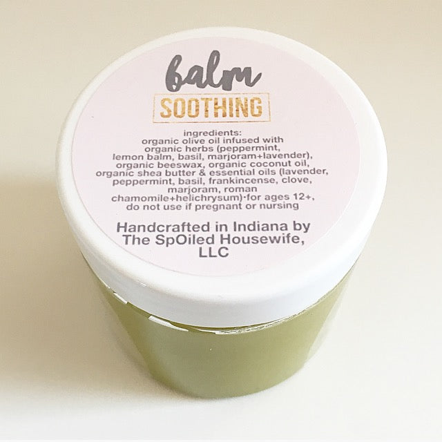 Balm | Soothing (4oz)