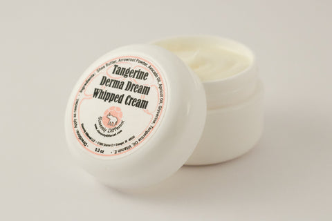 Tangerine Derma Dream Whipped Cream - 0.3 oz