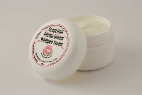 Grapefruit Derma Dream Whipped Cream - 0.3 oz
