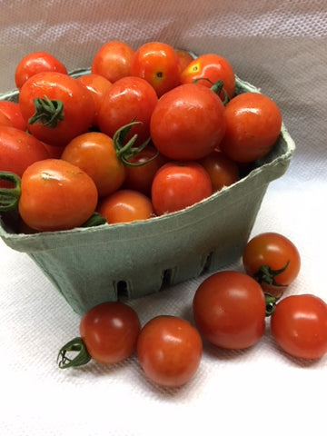 Organic Red Cherry Tomato (quart)