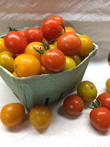 Organic Red/Yellow Cherry (quart)