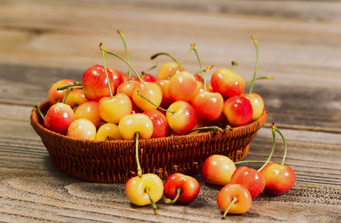 Ranier Cherries - Michigan  pint