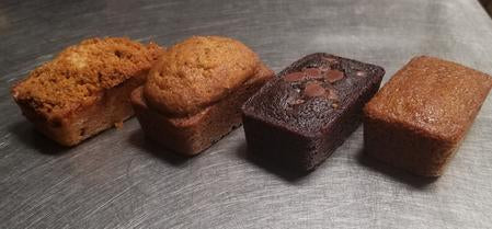 Organic Micro Sweet Bread Sampler