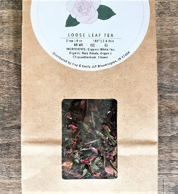 White Rose Tea  1oz Bag