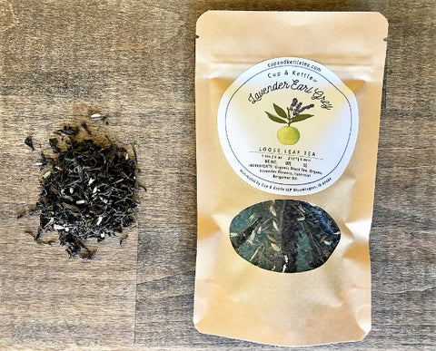 Lavender Earl Grey Tea  1oz Bag