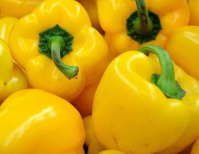 Yellow Bell Pepper - each