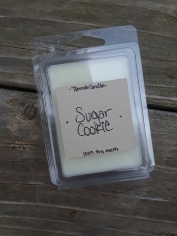 Sugar Cookie Soy Melts