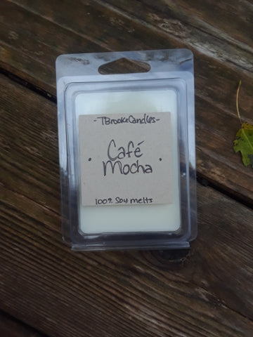 Cafe Mocha Soy Melts