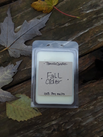 Fall Cider Soy Melts