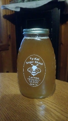 1/2lb Raw Honey