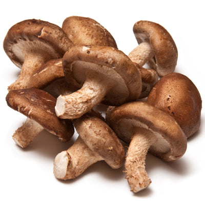 Shiitake Mushrooms 8oz