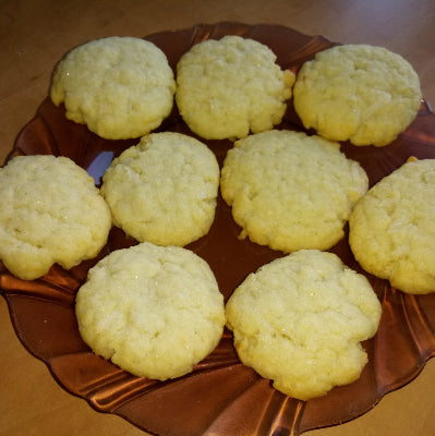 Potato & Coconut Cookies- 6 pack