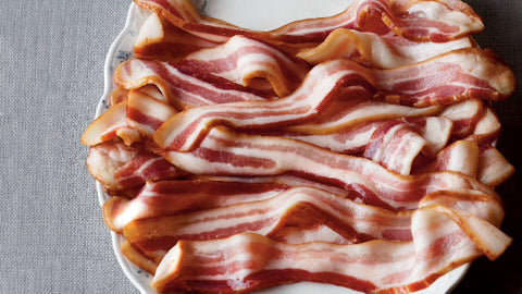All natural nitrate free bacon