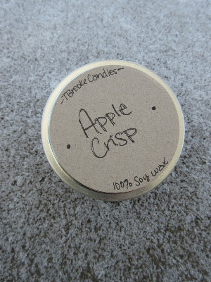 6 oz. Apple Crisp Soy Candle