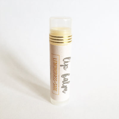 Lip Balm | Lemongrass+Sage