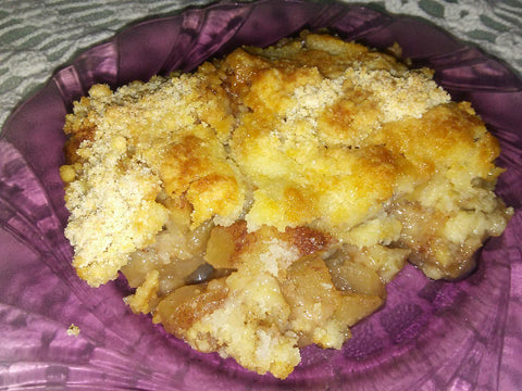 Apple Cobbler - 10oz.