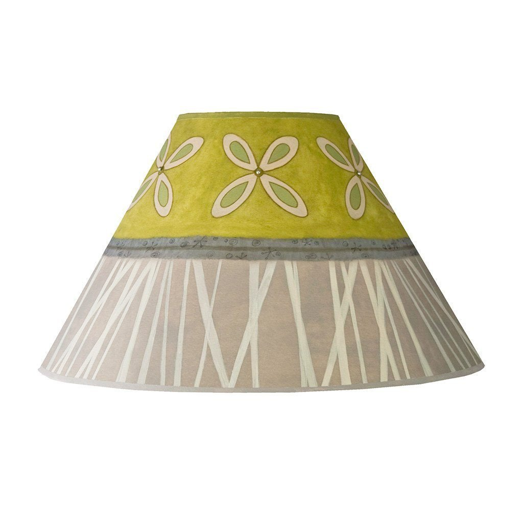 Kiwi Medium Conical Lamp Shade