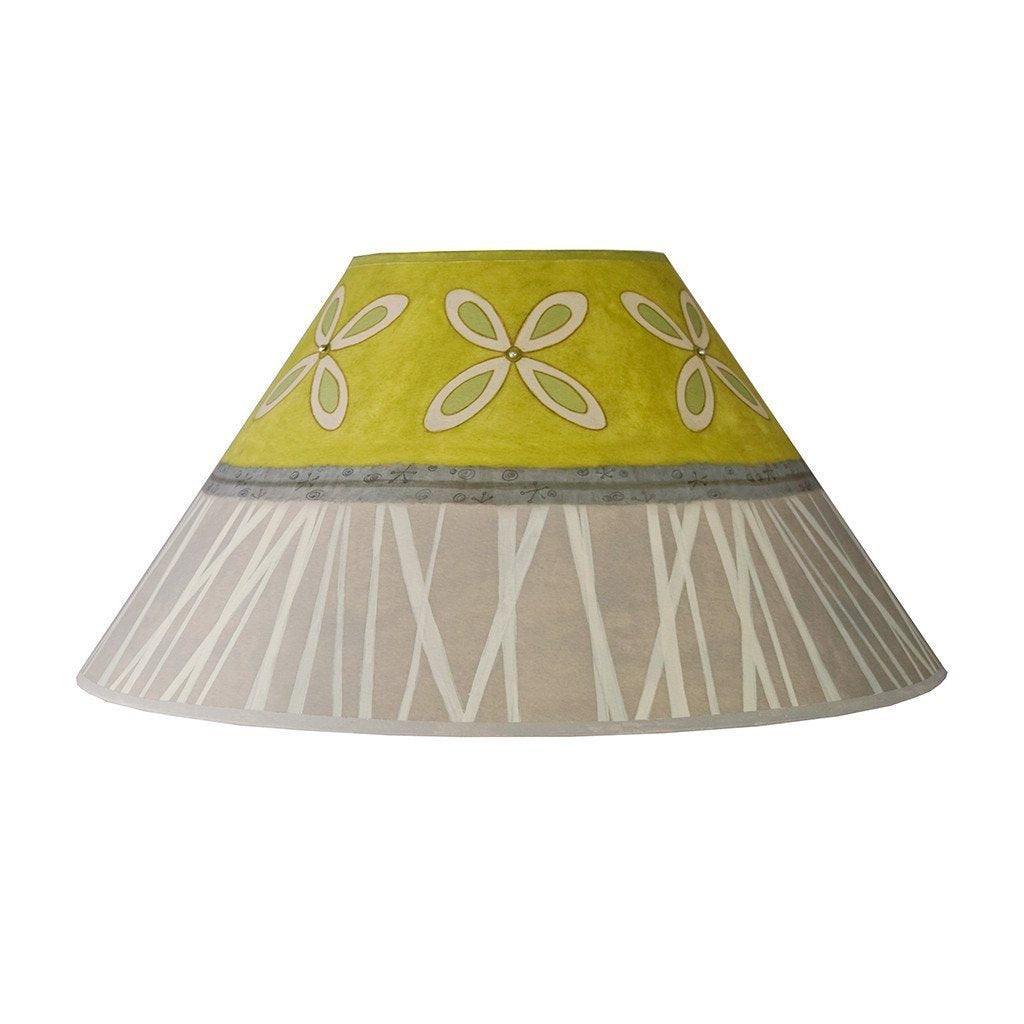 Kiwi Large Conical Lamp Shade