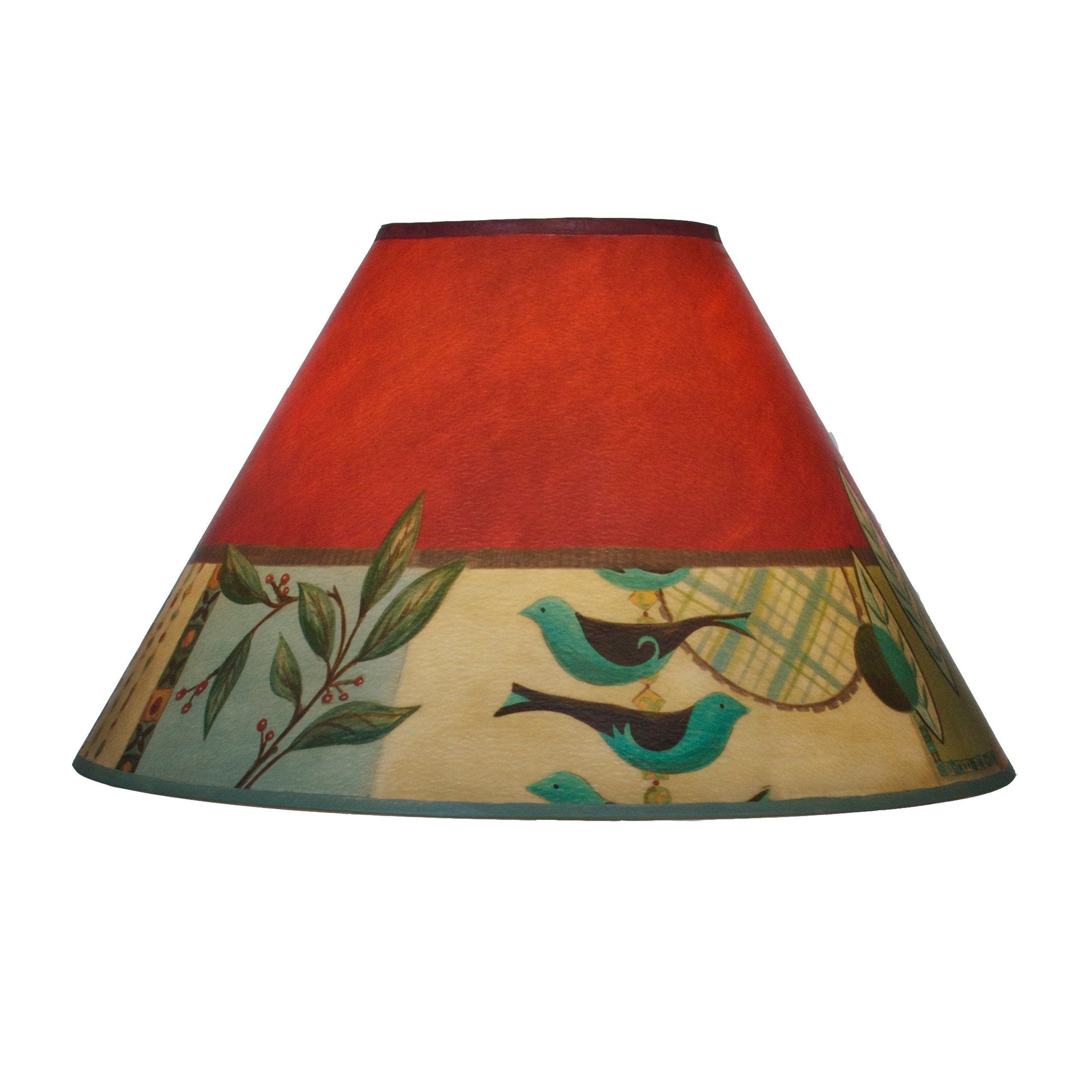 Medium conical lamp shade in new capri ugone thomas wholesale new capri medium conical lamp shade mozeypictures Choice Image