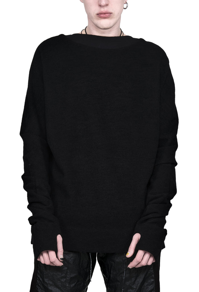 Gloved Wool Longsleeve