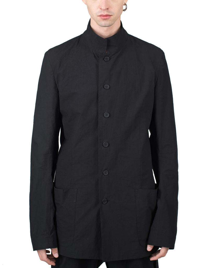 Lightweight Cotton Suit Jacket