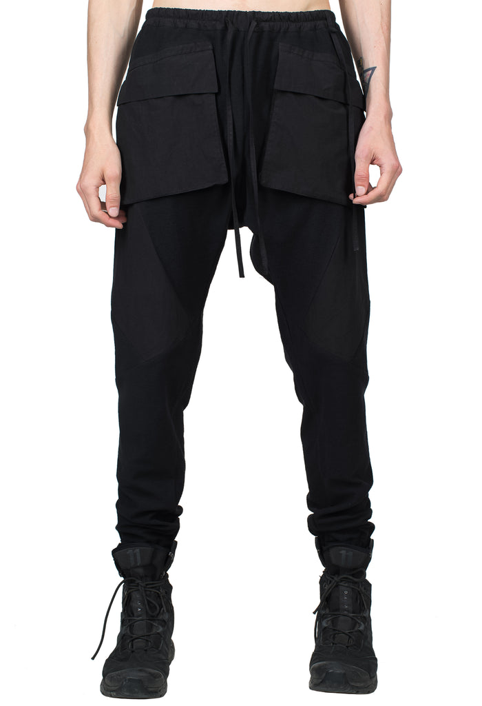 Cargo Pockets Track Pants