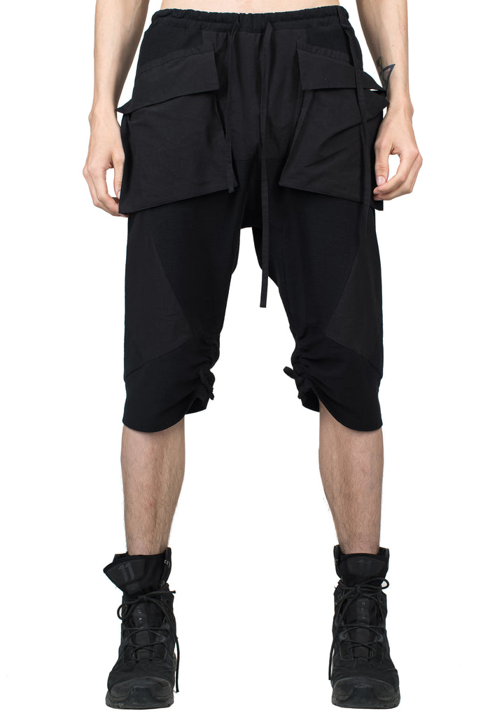 Cargo Pocket Track Shorts