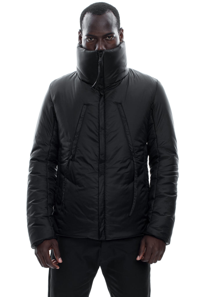 Insulated High Neck Jacket