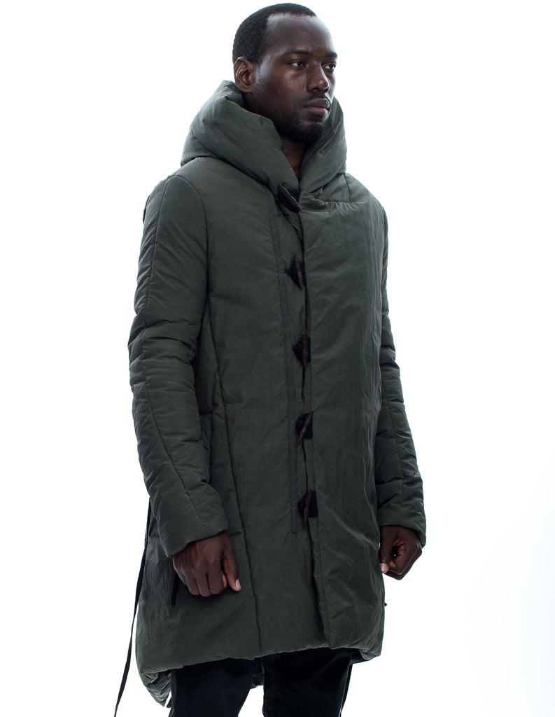 Winter Jacket with Buttons
