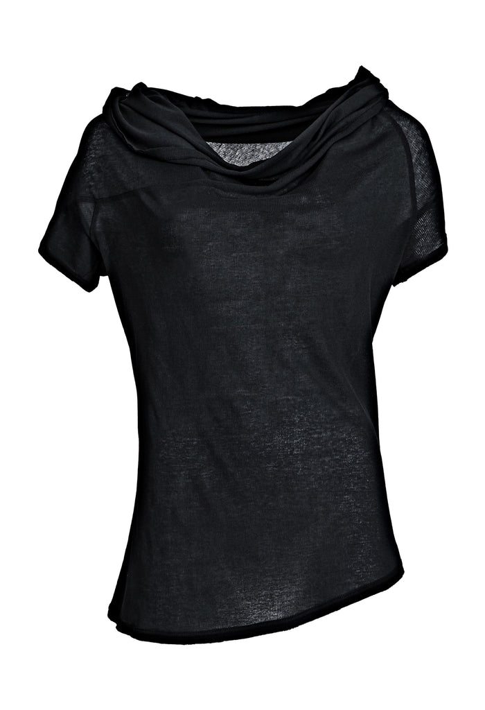 Asymmetric Sleeves T-Shirt