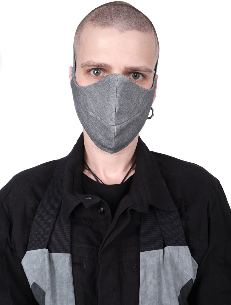 Wide Strap Face Mask