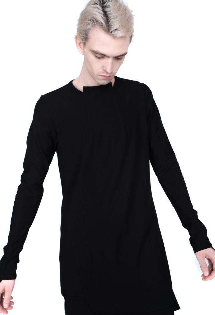 Structured Wool Longsleeve