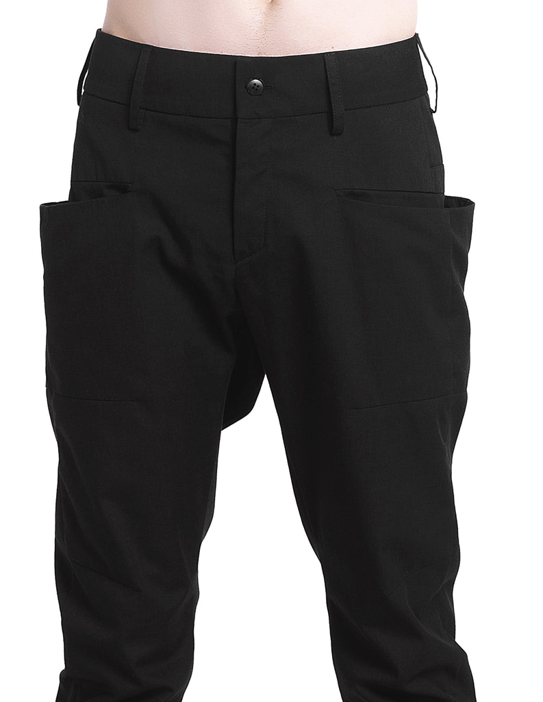 Heavy Cotton Pants