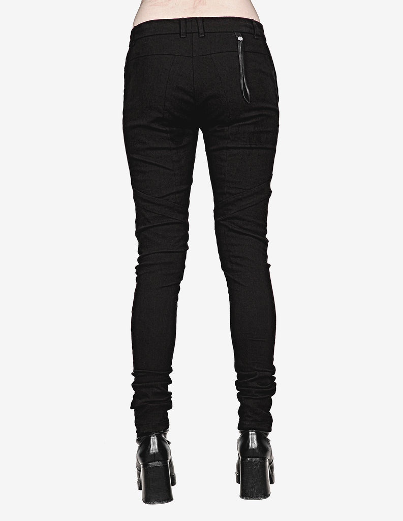 Slim-Fit Panelled Jeans
