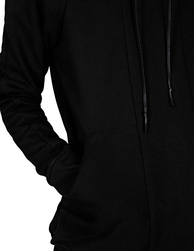 Patch-Pocket Hoodie
