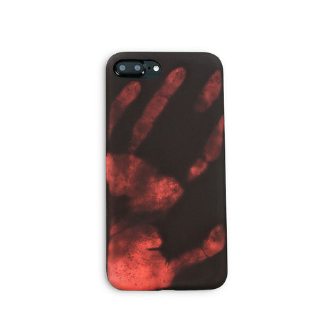 New 2017 Thermal Sensor Heat iPhone Cases All Models