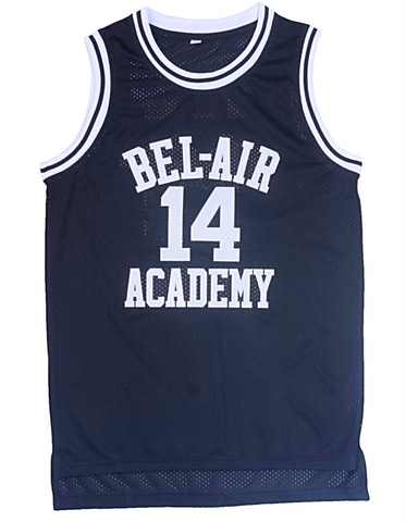 Fresh Prince Of Bel-Air Academy Jersey #14 Away