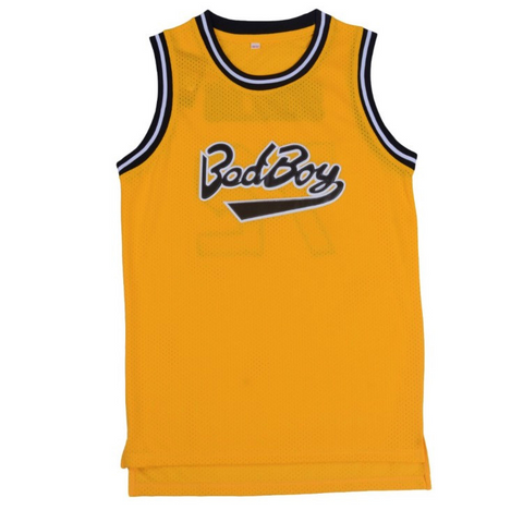 Badboy Biggie Smalls Throwback Jersey #72