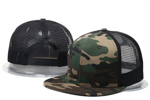 2017 Urban Jungle Camo Snapback