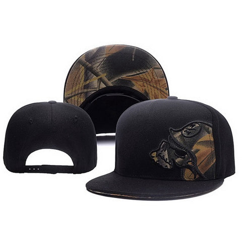 2017 Urban Night Camo Soldier Snapback