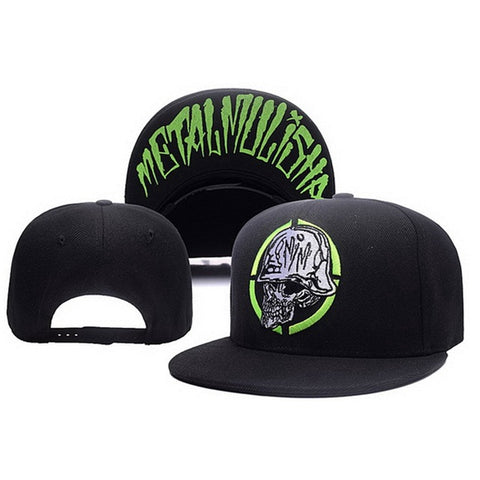 2017 Urban Soldier Green Graphic Snapback