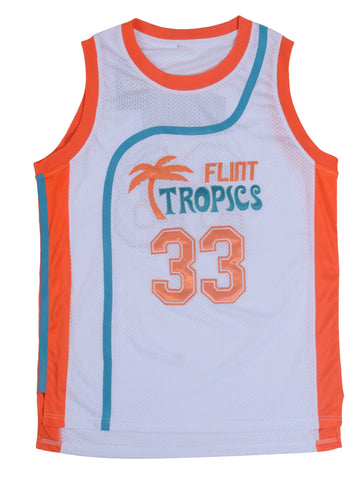 Semi-Pro Throwback Jackie Moon Jersey #33