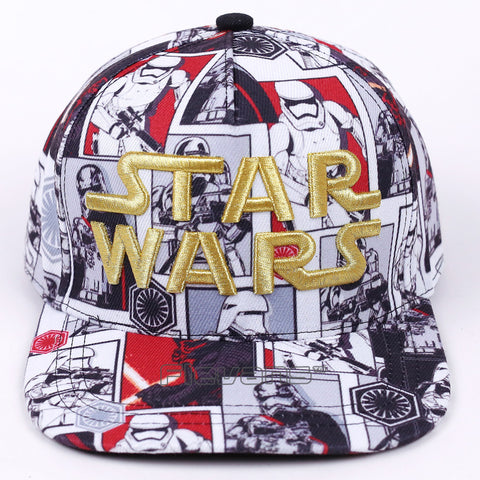 Star Wars Comic Novelty Design Snapback