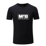 Classic Men In Black Fitted Shirt