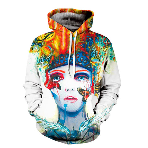 Mythical Mother Fae Hoodie