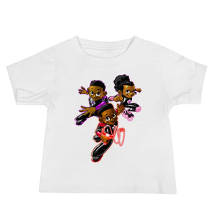 The Kool Kids Baby Jersey Short Sleeve Tee