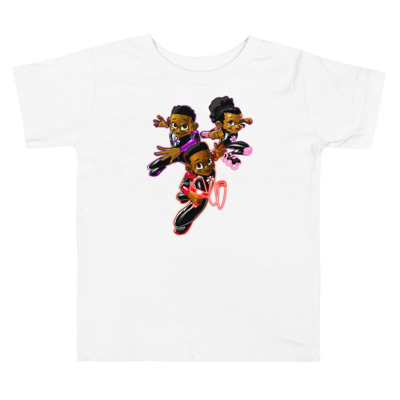 The Kool Kids Toddler Short Sleeve Tee