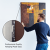 Fletcher Picture Perfect - No-Wire Hanging System - Bulk Package (25 Frames) - Up to 50 lbs.