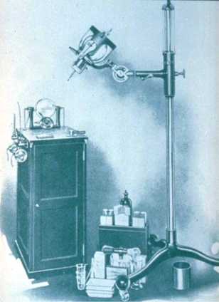 First Commercial Dental X-ray made in the US